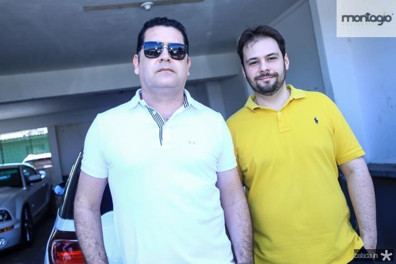 Braulio Pinho e Paulo Junior