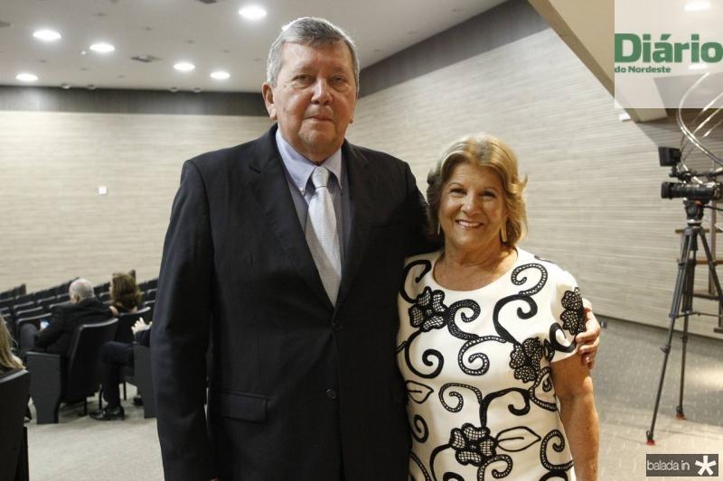 Antonio Nelson Montenegro e Ana Lucia Bastos