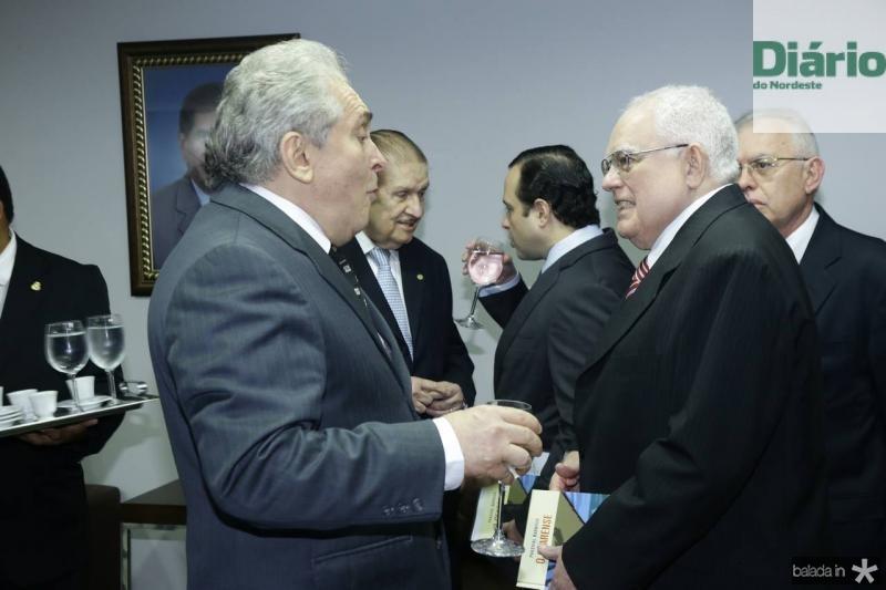 Luiz Pontes e Gonzaga Mota