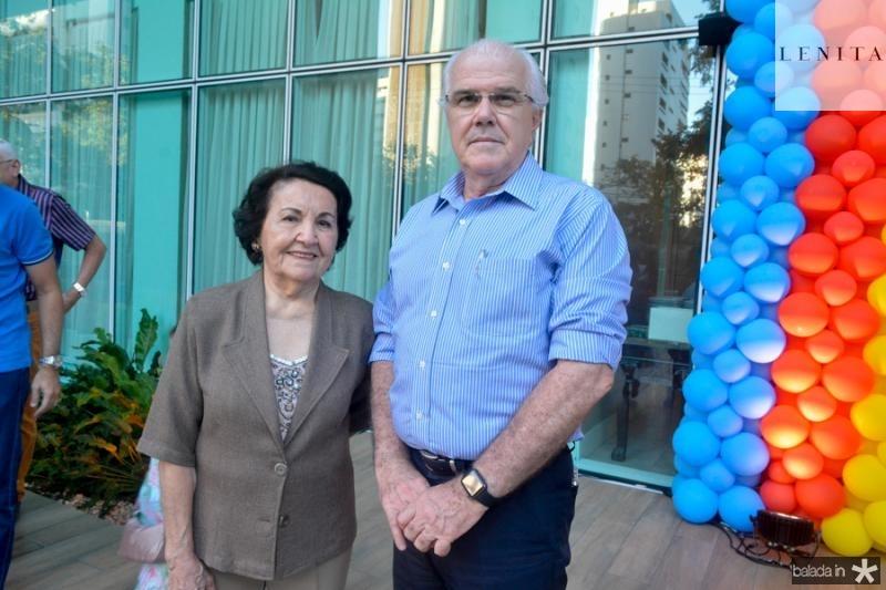 Rosalia e Lucio Gomes