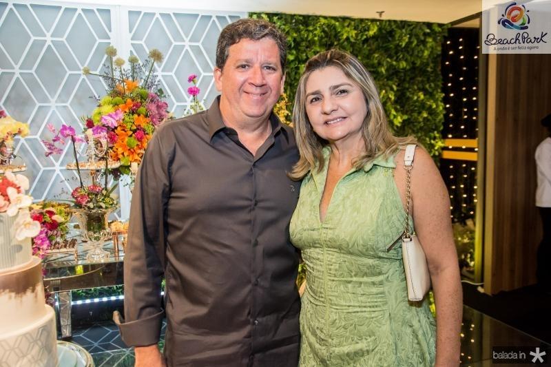 Oassin e Jane Aguiar