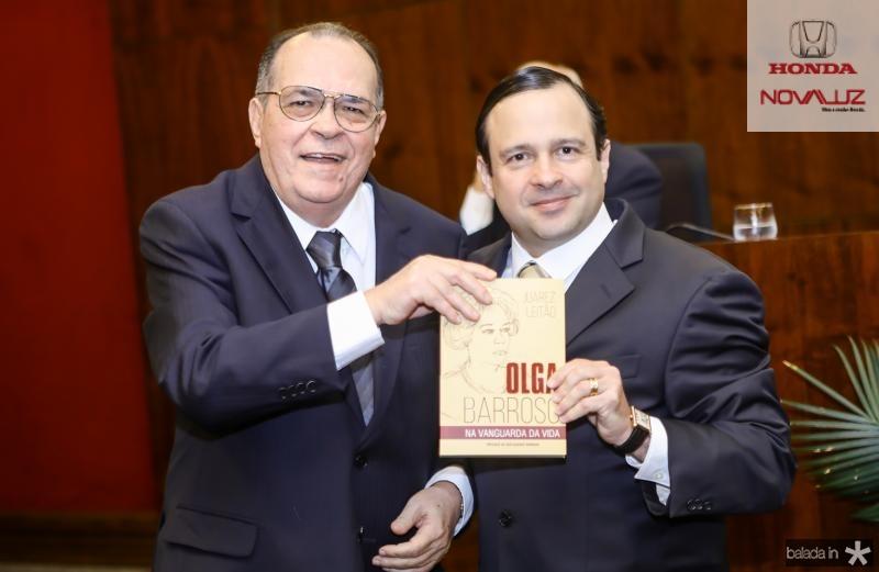 Regis e Igor Barroao