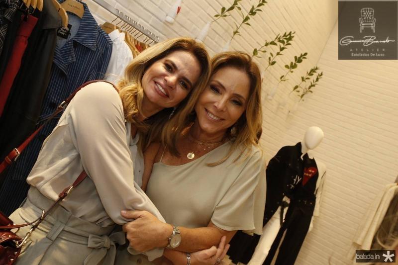 Germana Cavalcante e Ana Paula Daud 1