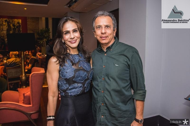 Sandra e Ricardo Rolim