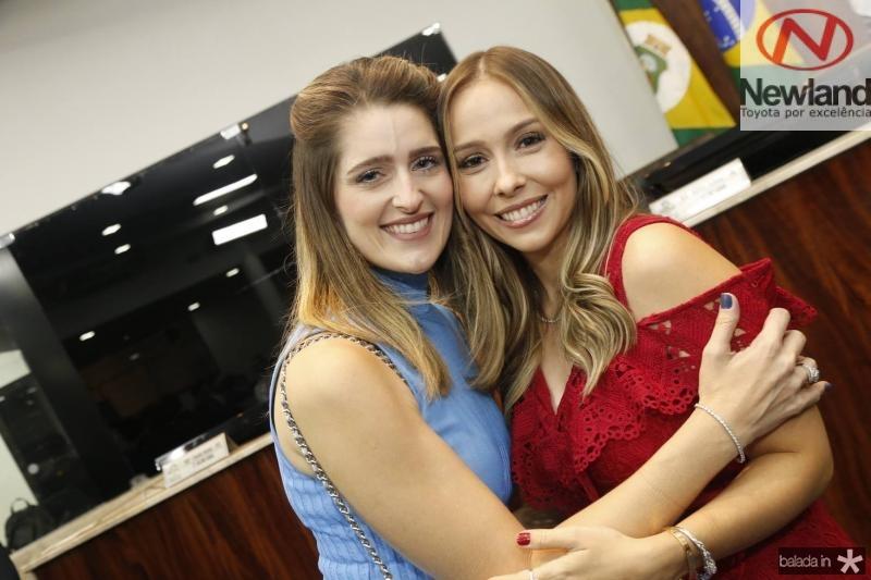 Rebeca Bastos e Rafaela Asfor 2