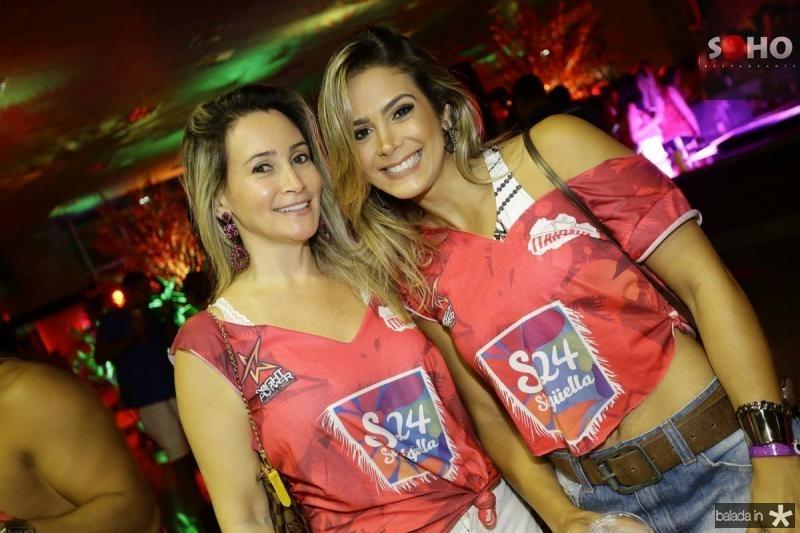 Ana Galvao e Priscilla Paiva
