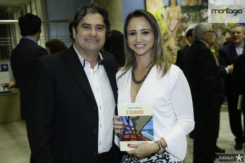 Jorge Vieira e Izara Parente