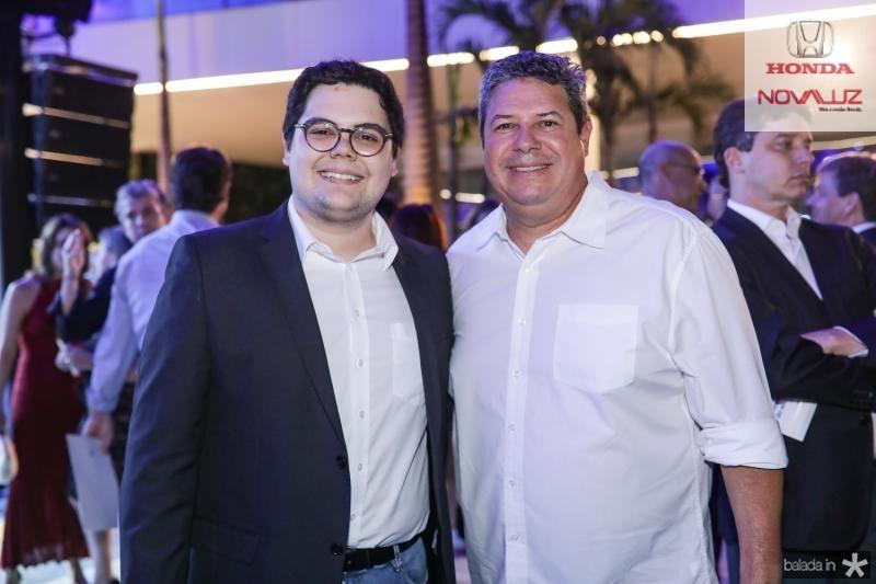 Bob Filho e Bob Santos