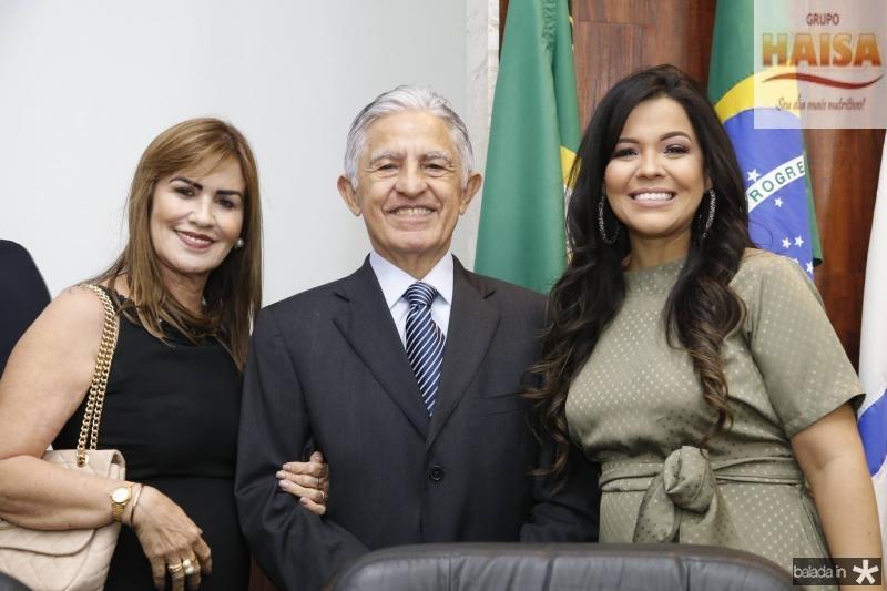 Guida e Oto Sa Cavalcante e Priscila Costa