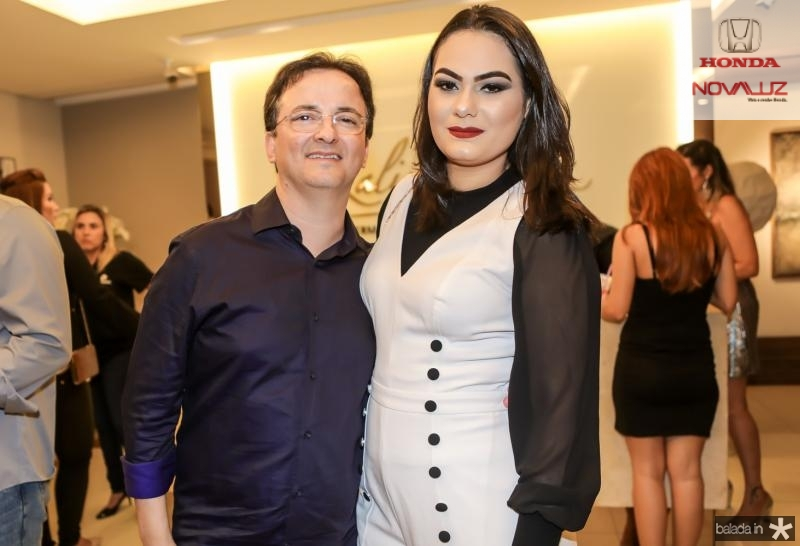 Helio e Beatriz Ferraz