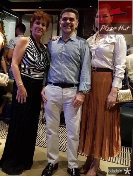 Lilian Quindere, Isaac e Sheyla Furtado