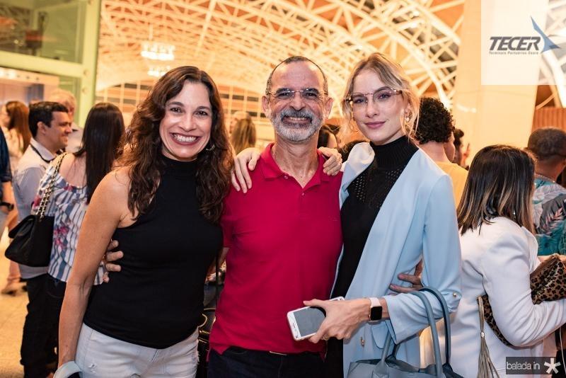 Angela Gondim, Francisco Jose e Dani Gondim