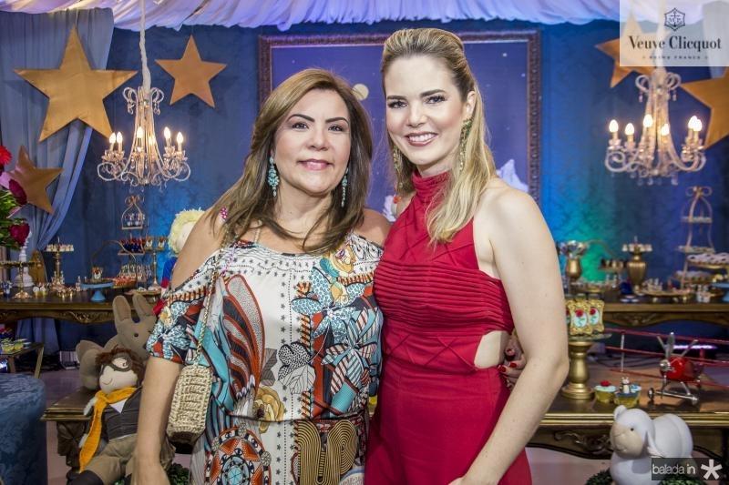 Andrea Bonorandi e Ticiana Cabral