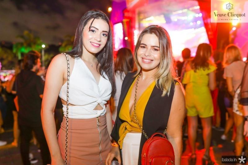 Kelly Melo e Leticia Freitas