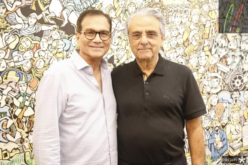 Beto Studart e Robson Andrade 2