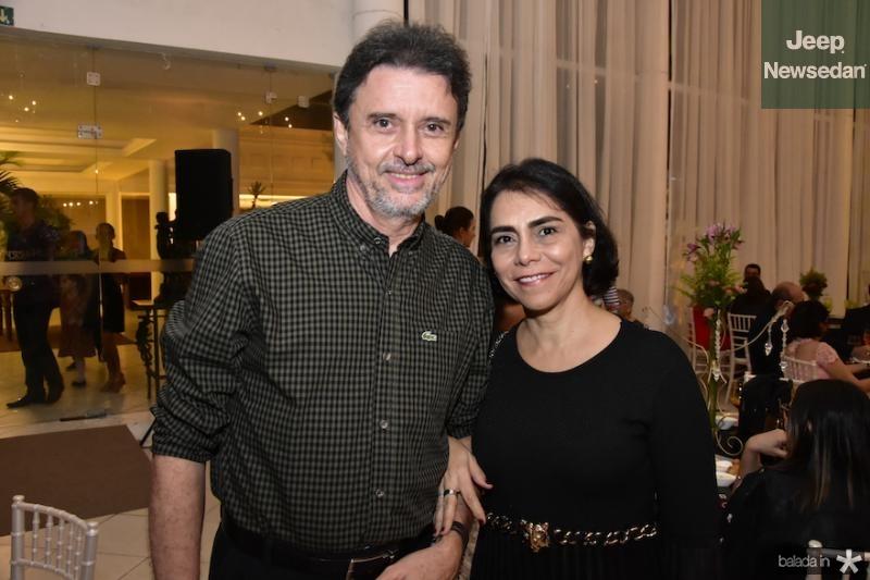 Alfredo e Silvia Marques