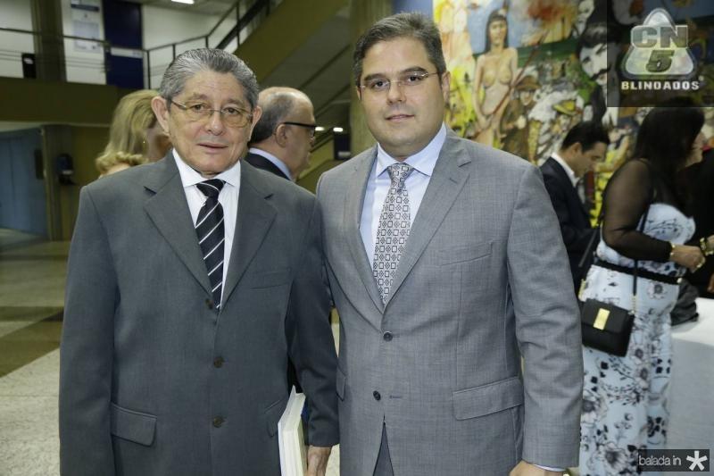 Joao Batista e Edson Queiroz Neto