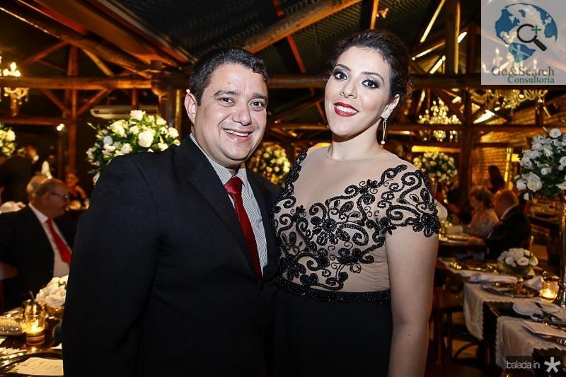 Gabriel e Luciana Sousa