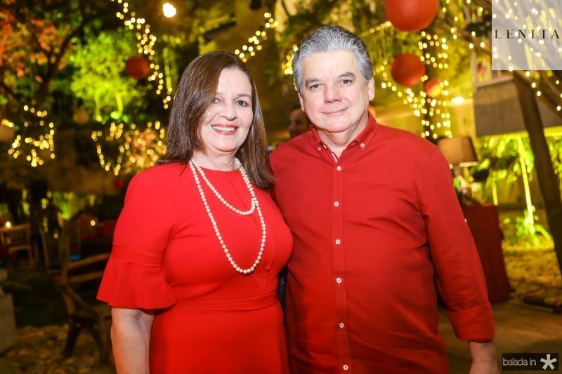 Sandra e Chico Steves