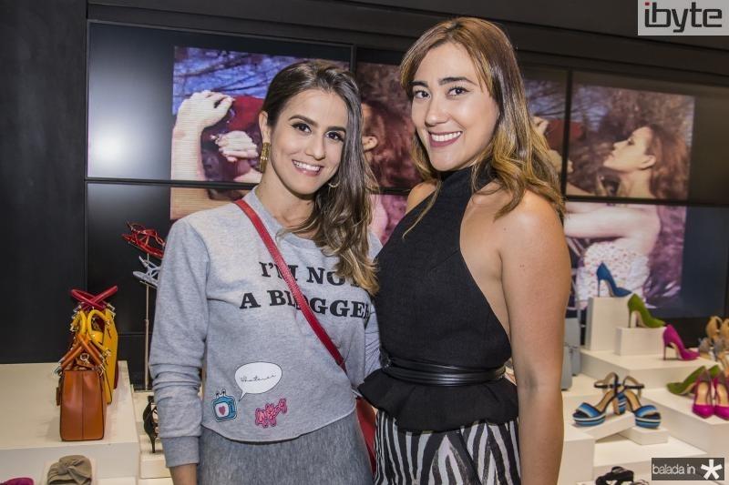 Vanessa Melo e Andressa Ley