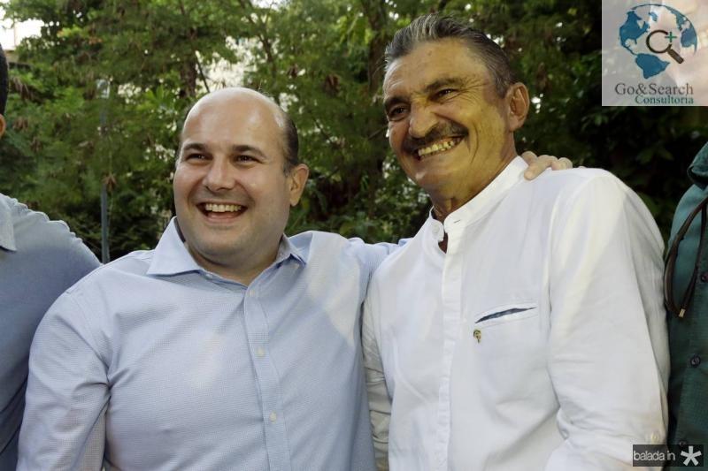 Roberto Claudio e Zier Ferrer