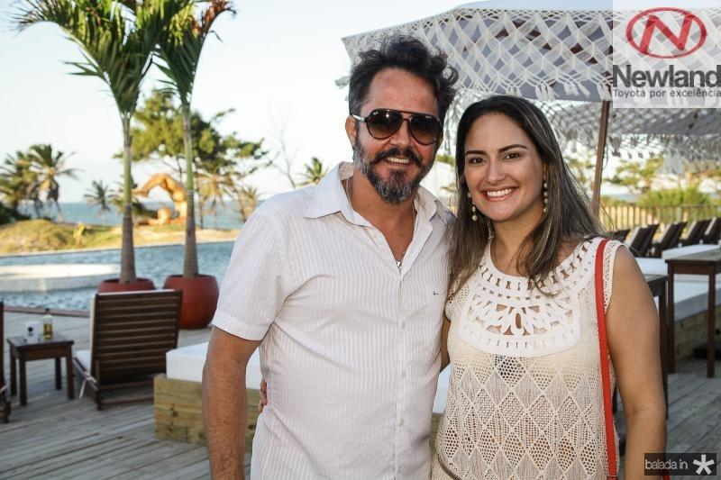 Carlos e Silvia Brandão