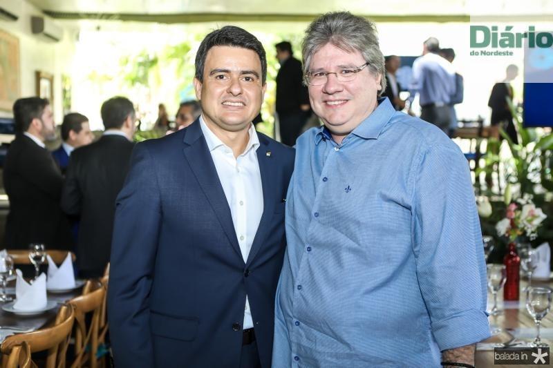 Luiz Sergio e Cassio Sales