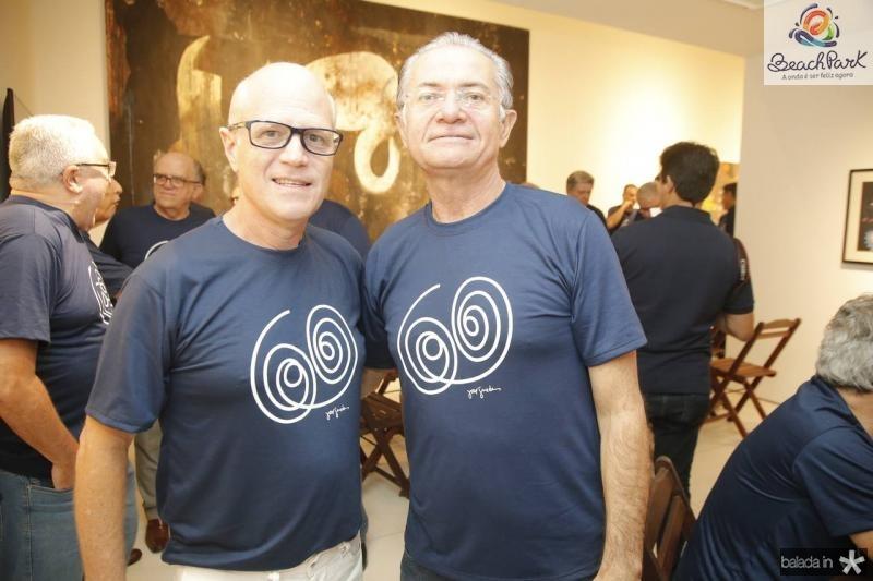 Vitor Ciasca e Rigoberto Tavares