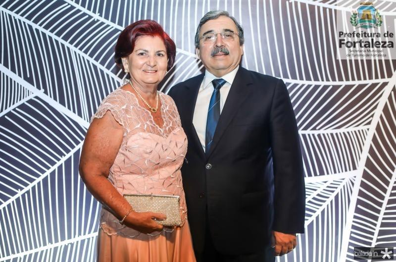 Graça e Roberto Sergio Ferreira