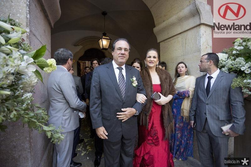 Claudio e Sandra Brasil