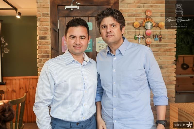 Luciano Brito e Bruno Girao