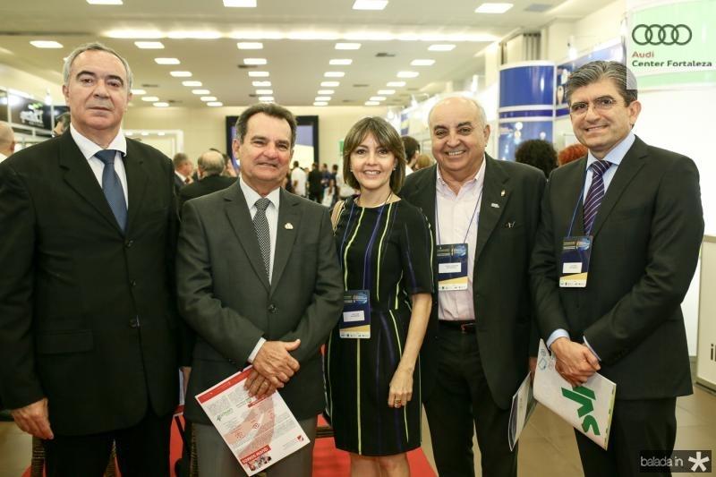 Eduardo Menezes,Felipe Nitigan, Circe Jane,João Nogueira e Luis Mario