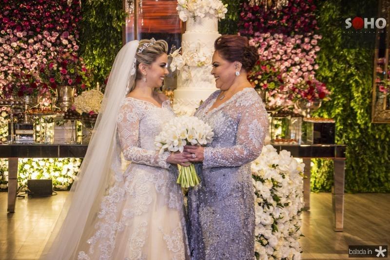 Diandra Alves e Meire Freire
