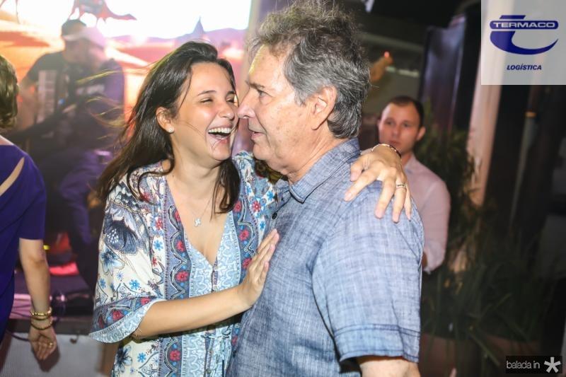 Viviane e Claudio Rocha