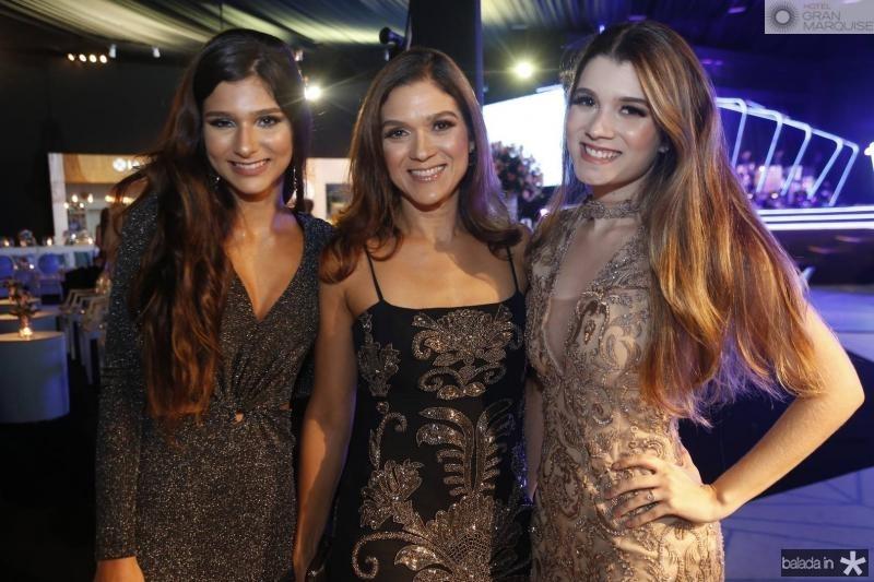 Nicole, Andrea e Natalia icanco