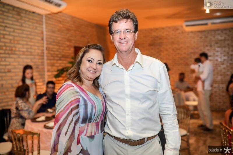 Denise Calegari e Alvaro Calegari