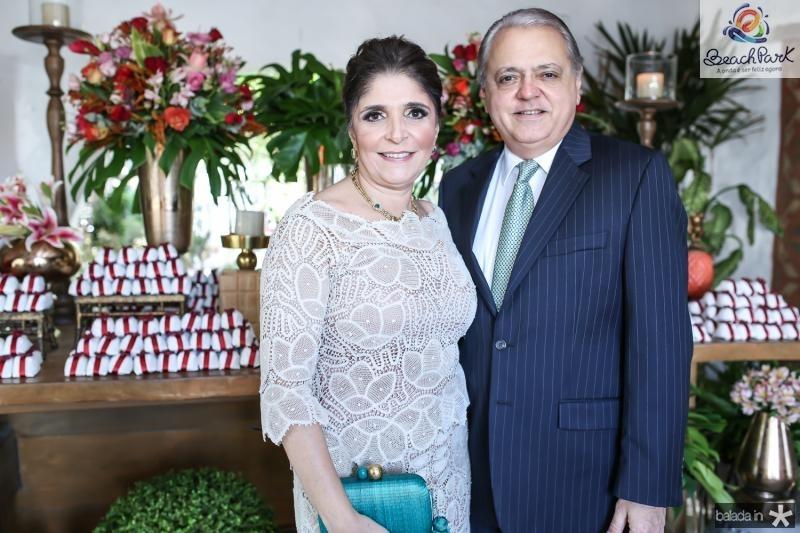 Cristiane e Daniel Figueiredo