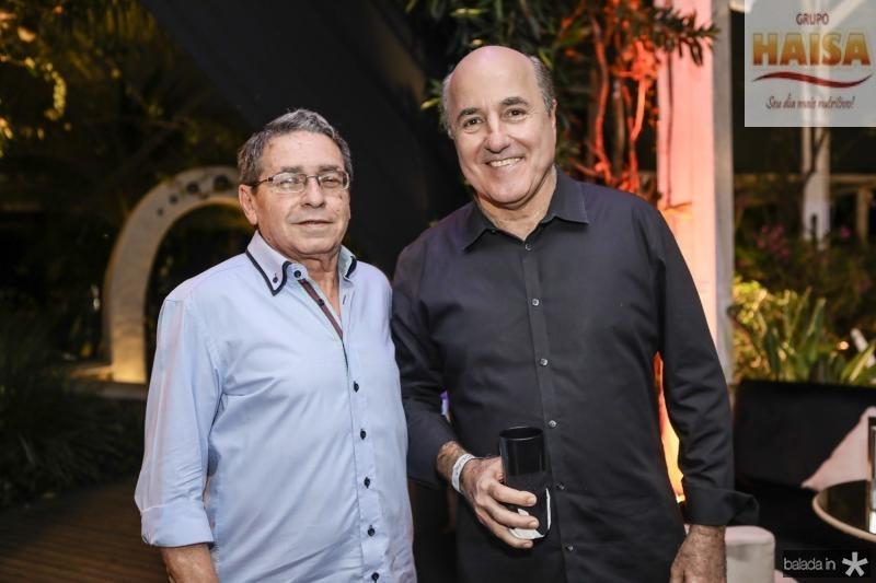 Tobias Navarro e Silvio Frota
