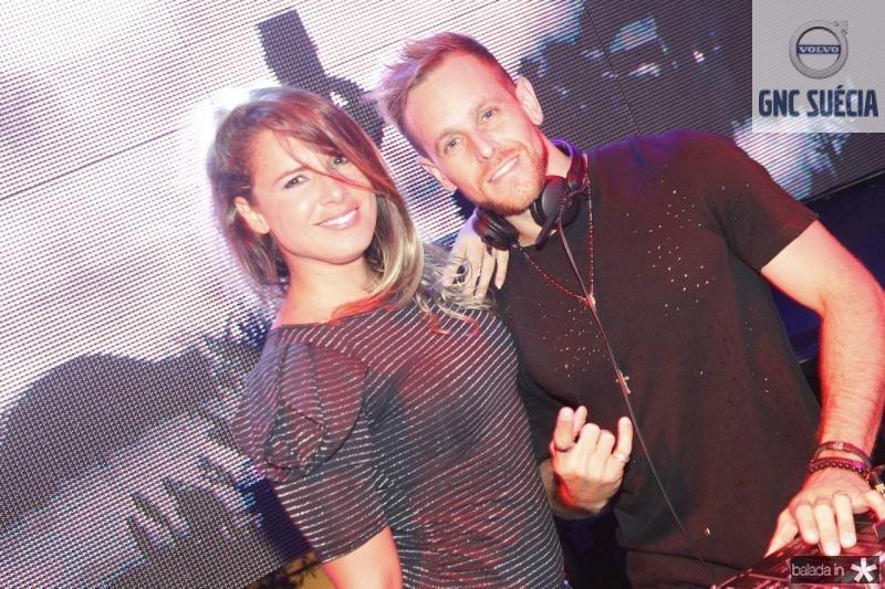 Thyara Montenegro e Thiago Camargo