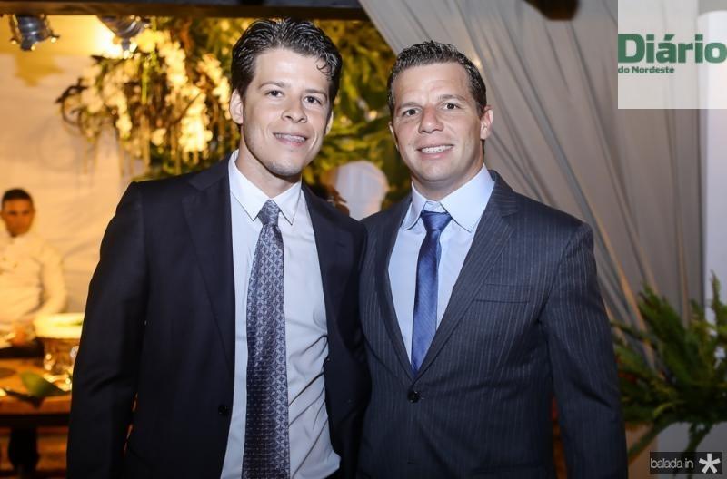 Junior Melo e Andre Rolim