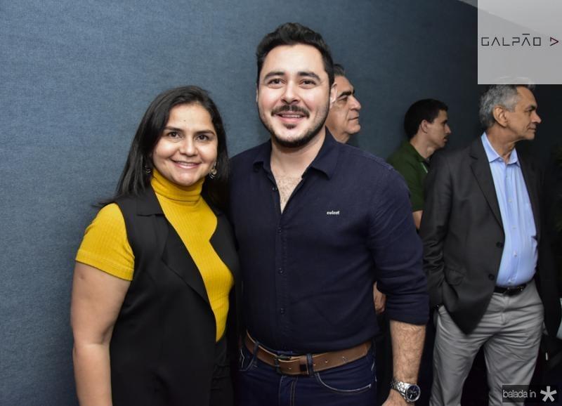 Elessandra e Felipe Ribeiro