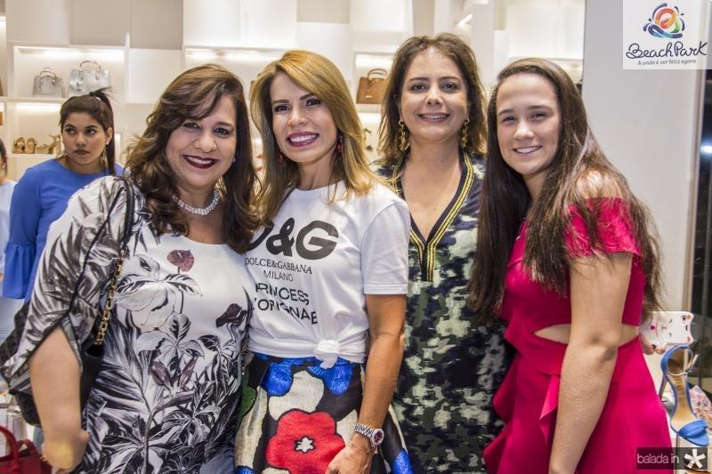 Martinha Assuncao, Maira Silva, Claudia Gradvohl e Paula Assuncao