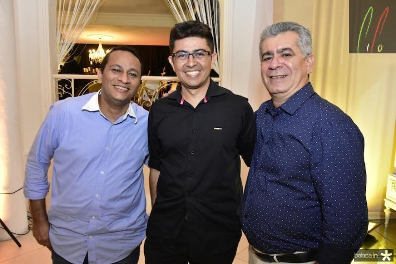 Roberto Coelho, Juliao Mato e Beto Portoalegre