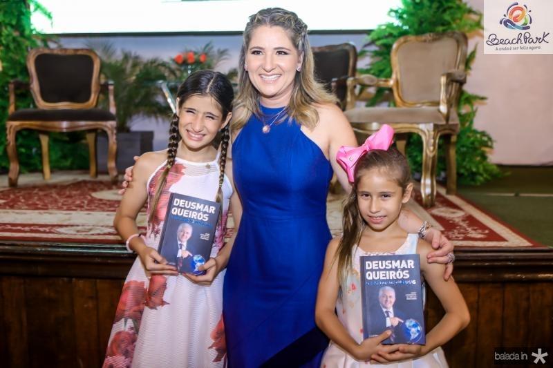 Vida, Patriciana e Pietra Rodrigues