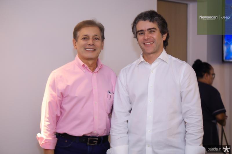 Otacilio Valente e Ronaldo Barbosa