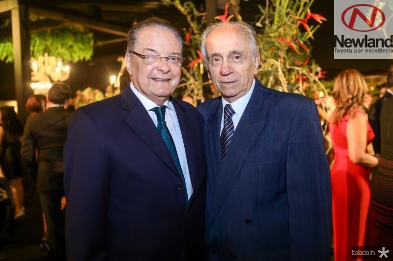 Valman Miranda e Joao Guimaraes