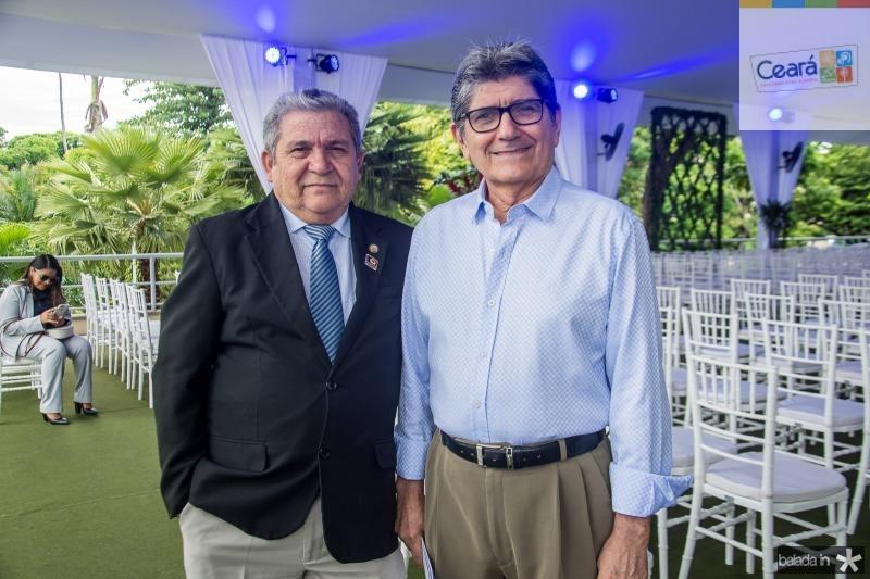 Jose Odimar de Lima e Jose Augusto Bezerra