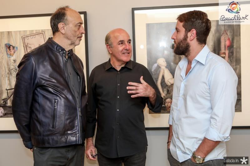 Roger Ballen, Silvio e Rodrigo Frota