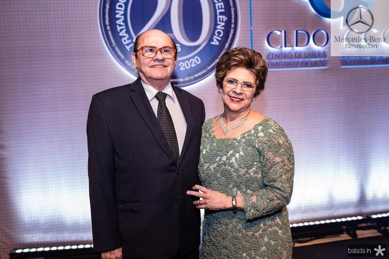 Jose e Fatima Boriz