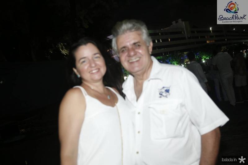 Marcia e Jader Gadelha